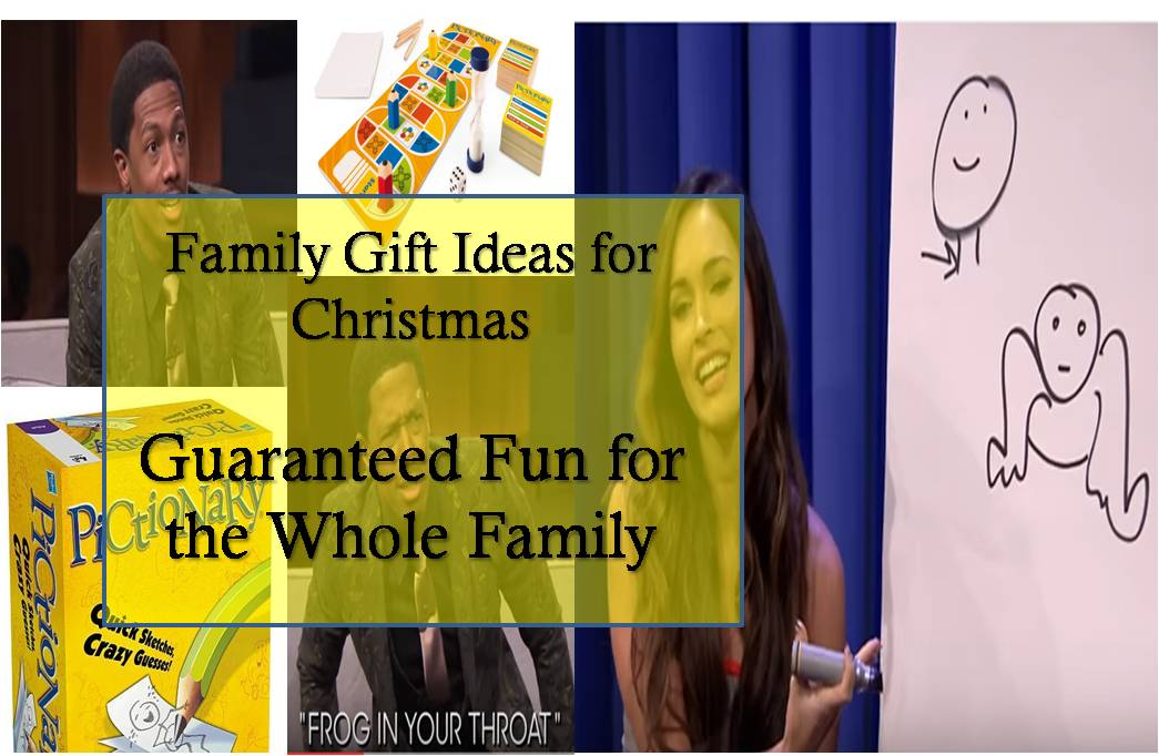 Best gift idea family gifts for christmas whole family for Best gifts for family