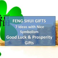 Feng Shui Good Luck Gifts