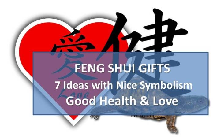 feng shui gifts for good health