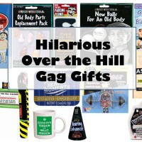 over the hill gag gifts
