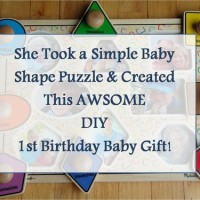 1st birthday baby gift