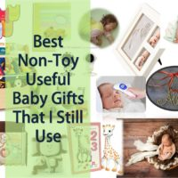 best non-toy baby gifts