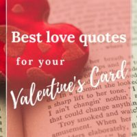 best valentines day love quotes
