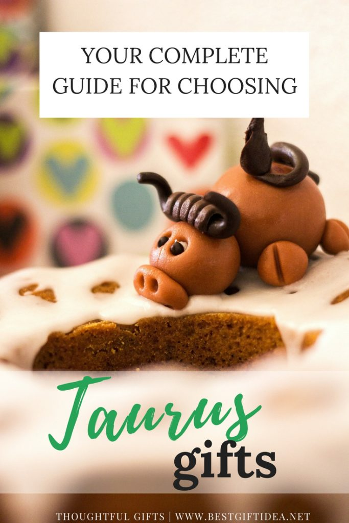 complete guide for choosing taurus gifts