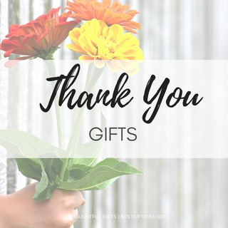 thank you gifts