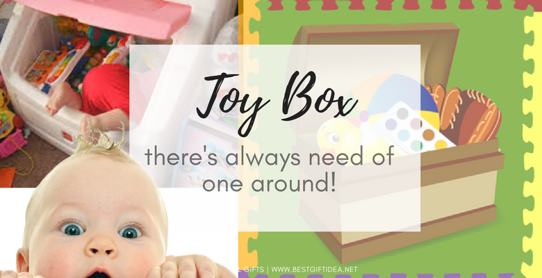 the toy box gift idea that every new mama needs to have around