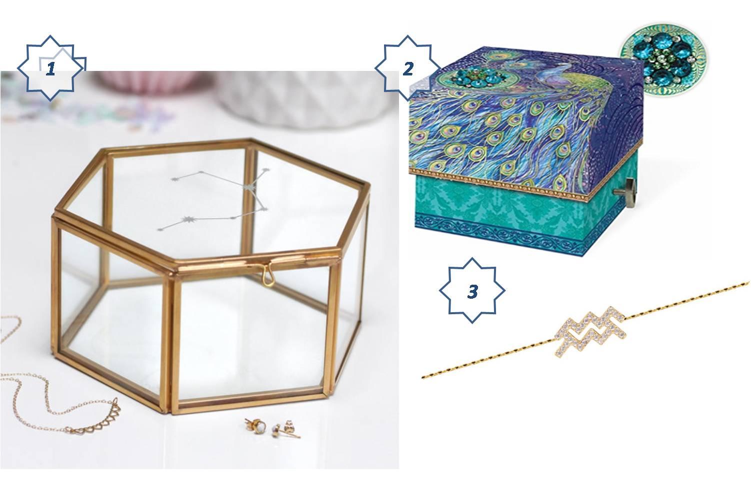 Aquarius woman gift ideas
