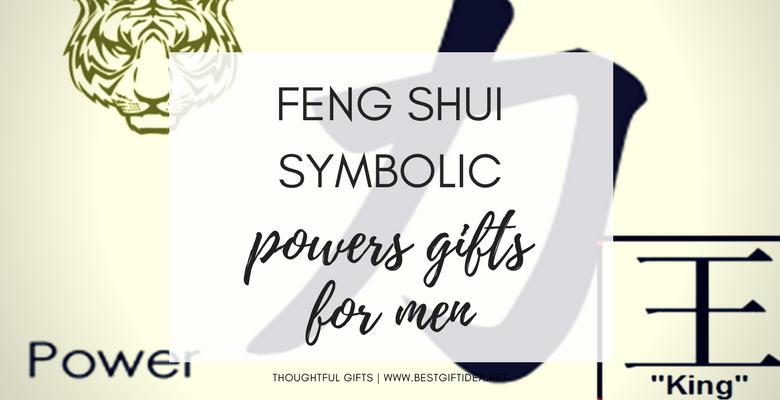 feng shui power gifts for men