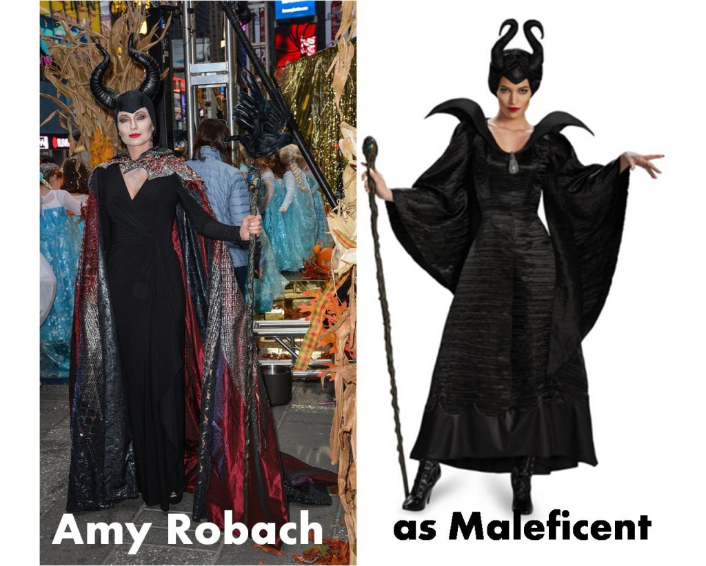 celebrities Halloween costumes inspirational idea by Amy Robach