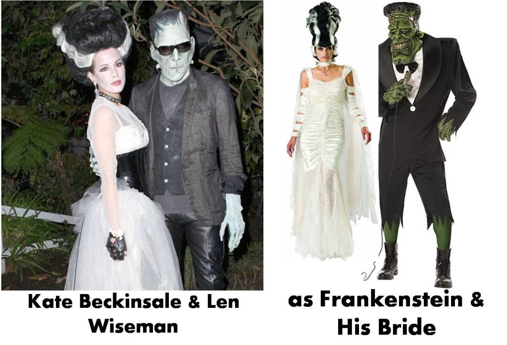 celebrities Halloween costumes inspirational idea by Kate Beckinsale