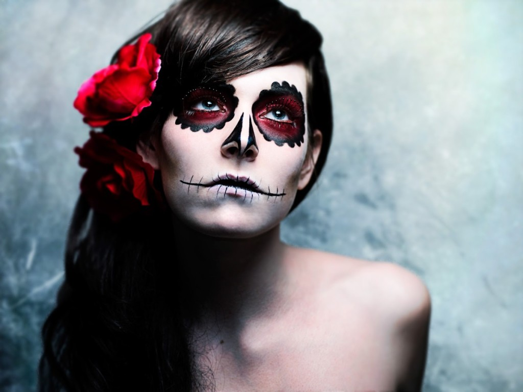 make up ideas for Halloween