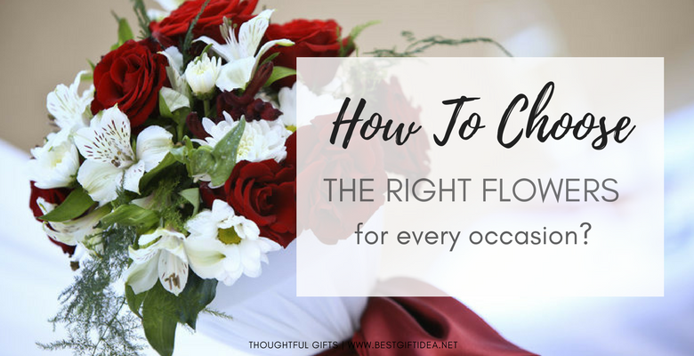 how to choose the right flowers for every occasion learning the secret flowers language