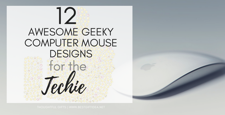 12 awesome computer mouse design gift for techie