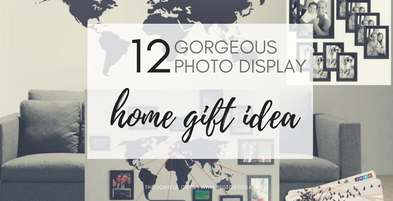 photo gift idea for home photo displays goregeous photo frames
