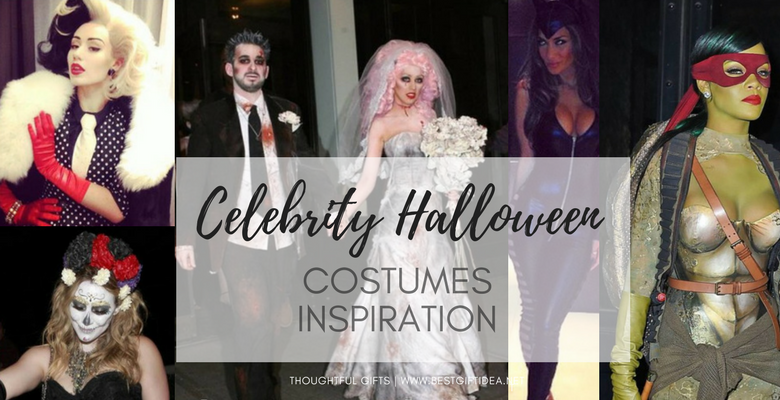 CELEBRITY HALLOWEEN COSTUMES NSPIRATION
