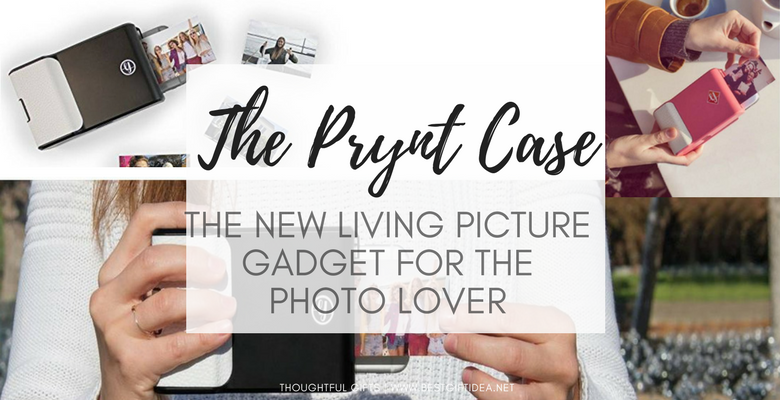 PRYNT CASE GADGET GIFT FOR PHOTO LOVERS