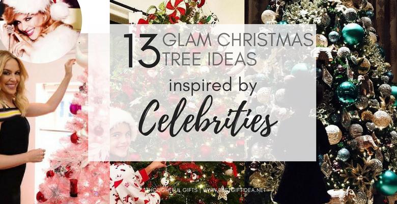 celebrities christmas tree decoration