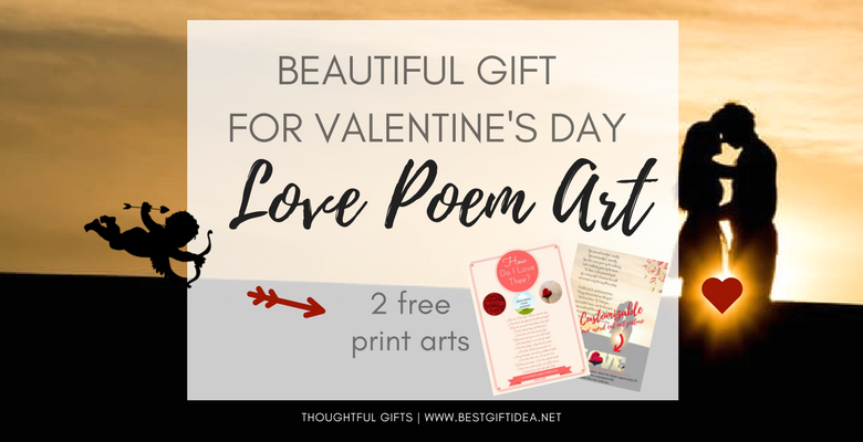 Best Gift Idea Say It With Valentines Day Poems  Endless Love