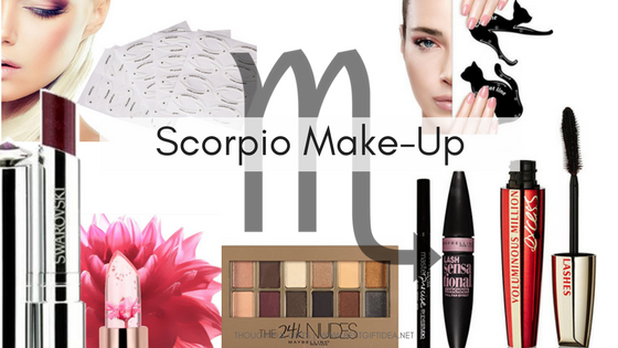 SCORPIO MAKE-UP GIFT IDEAS