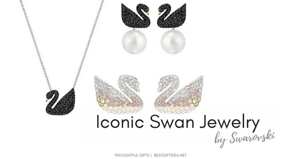iconic swan jewelry gifts