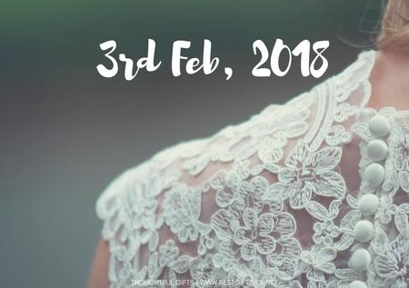 3rd february celebration