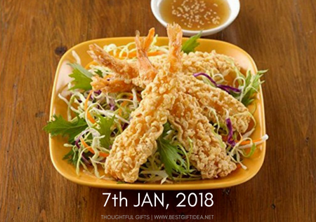 7th january celebration