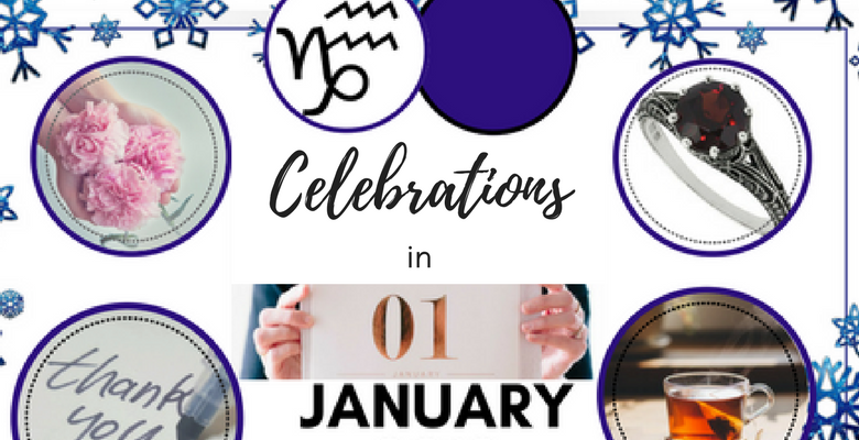 january celebrations 2018