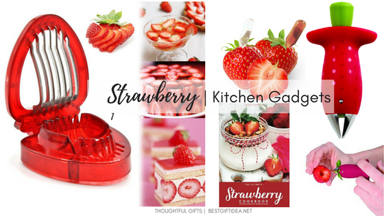 Strawberry Gifts Kitchen Gadgets