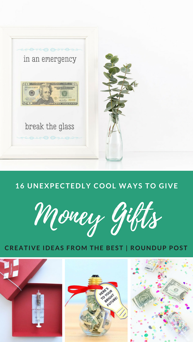 Best Gift Idea The Best Money Gift Idea |16 Awesome Presentations of ...